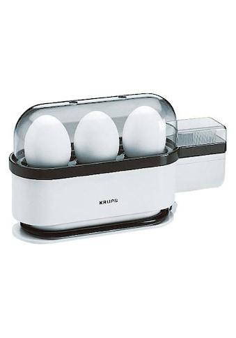 Krups Eierkocher Ovomat Trio F23470, Anzahl Eier: 3 Stück, 300 Watt kaufen