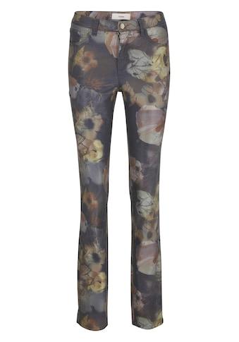 ASHLEY BROOKE by Heine 5-Pocket-Hose, mit Blumen-Print kaufen
