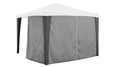 KONIFERA Seitenteile für Pavillon »Linosa«, für BxL: 300x300 cm kaufen