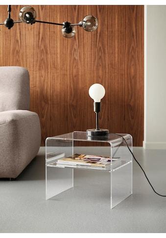 Places of Style Beistelltisch »Remus«, mit Ablagefach, aus Acrylglas kaufen