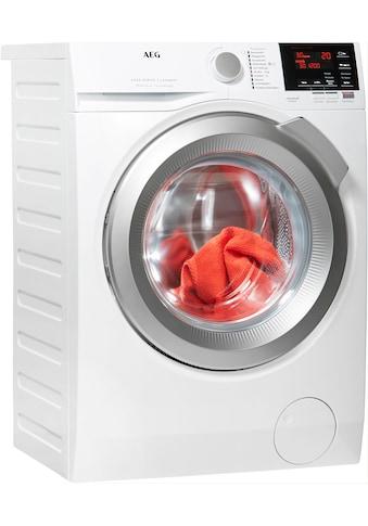 AEG Waschmaschine »L6FBA48«, 6000, L6FBA48, ProSense - Mengenautomatik kaufen