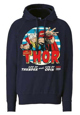 LOGOSHIRT Kapuzensweatshirt mit coole, Frontprint kaufen
