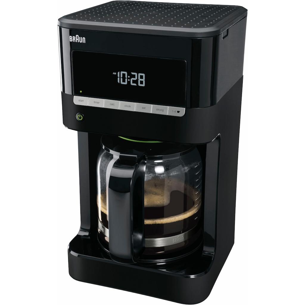 Braun Filterkaffeemaschine »KF 7020«, Papierfilter, 1x4