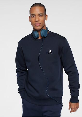 Converse Sweatshirt »EMBROIDED STAR CHEVRON CREW« kaufen