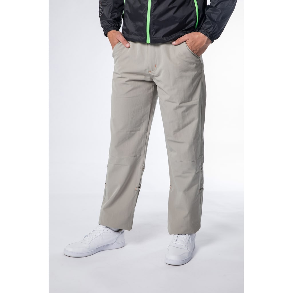 DEPROC Active Outdoorhose »KENTVILLE MEN 4-Wege-Stretch Roll-Up«, auch in Großen Größen
