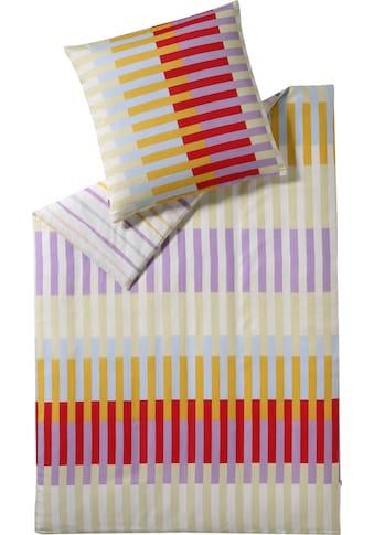 Esprit Wendebettwäsche »Staves«, mit farbenfrohen Streifen kaufen