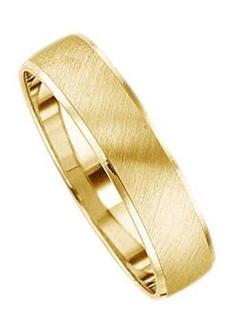 Firetti Trauring mit Gravur »längs gebürstet, Diamantschnitt, 5,0 mm breit«, Made in... kaufen