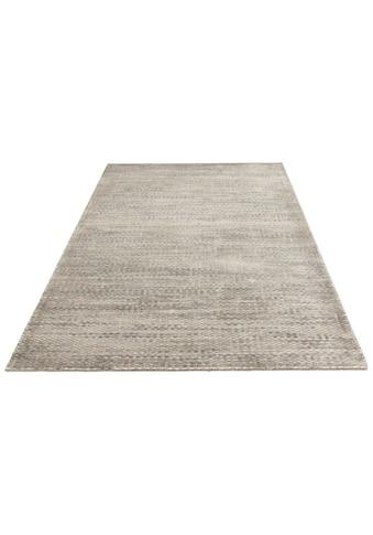 Teppich, »Ryker«, DELAVITA, rechteckig, Höhe 12 mm, handgewebt kaufen
