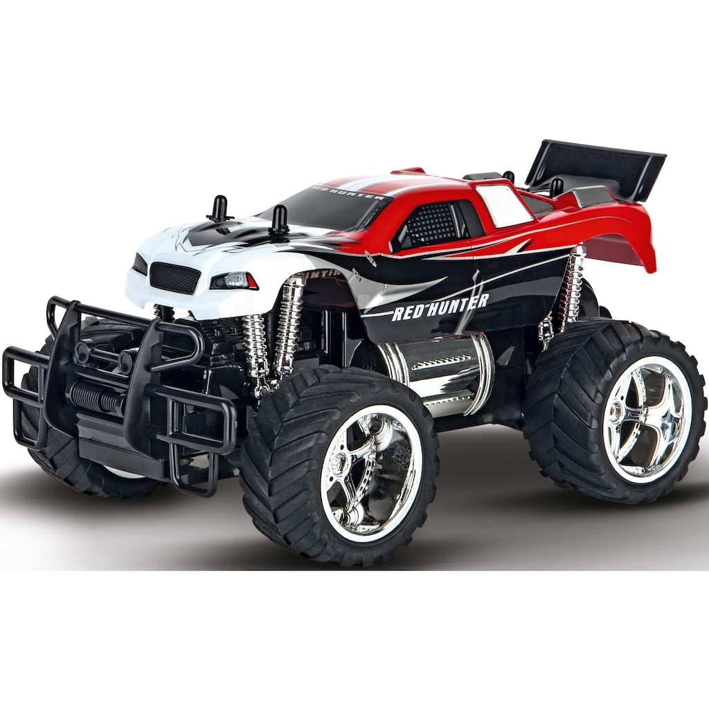 Carrera® RC-Buggy »Carrera® RC - Red Hunter X, 2,4GHz«