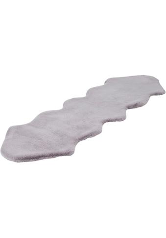 Arte Espina Fellteppich »Rabbit 300«, wolkenförmig, 35 mm Höhe, Kunstfell, Wohnzimmer kaufen