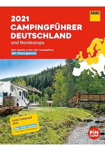 Buch »ADAC Campingführer Deutschland/Nordeuropa 2021 / DIVERSE« kaufen