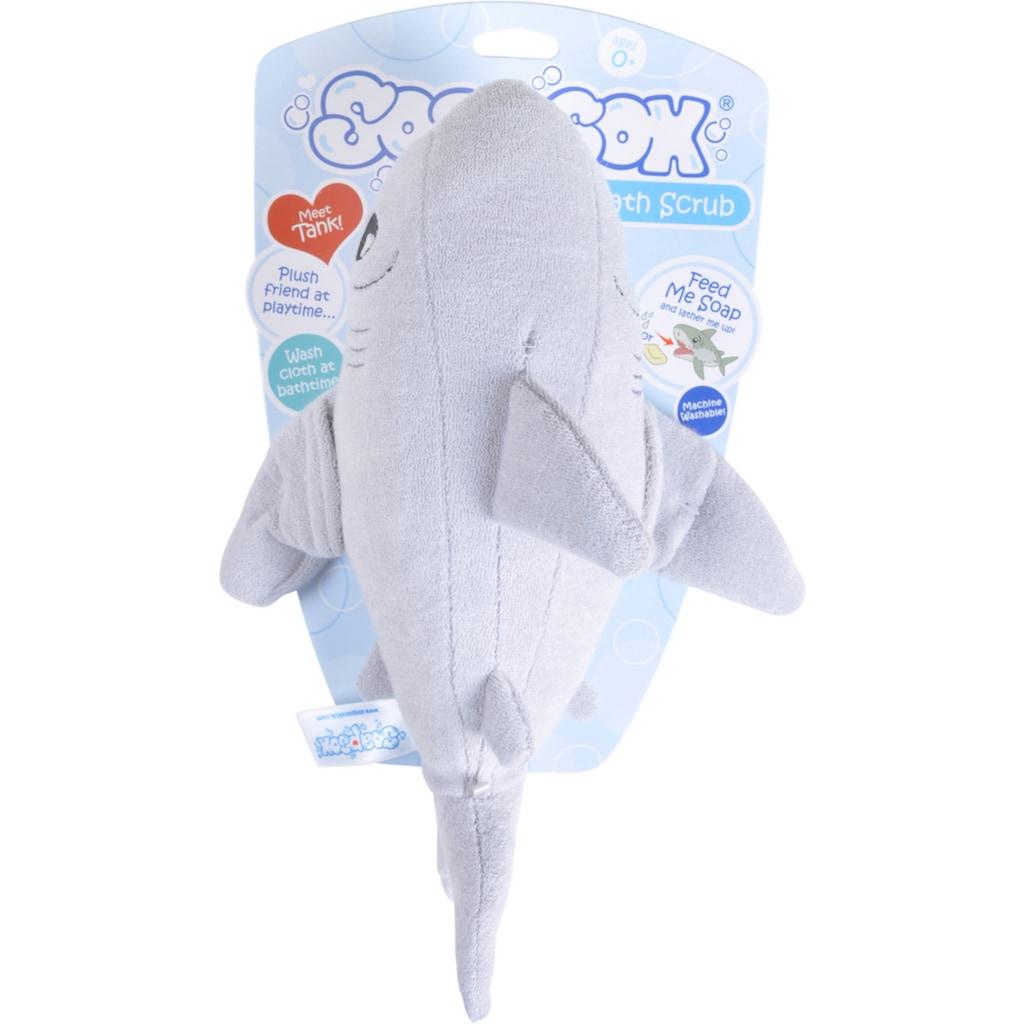 Knorrtoys® Badeplüschtier »SoapSox® sea family Tank«, (1 tlg.)