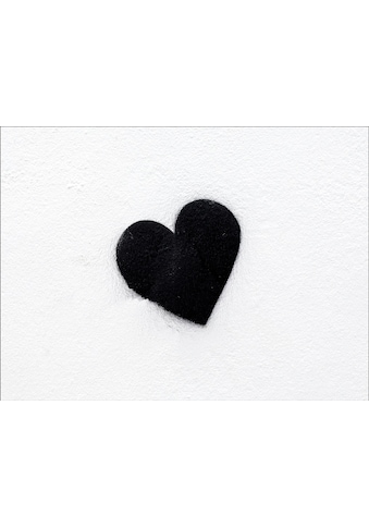 G&C Wandbild »SPRAYED HEART«, (1 St.) kaufen