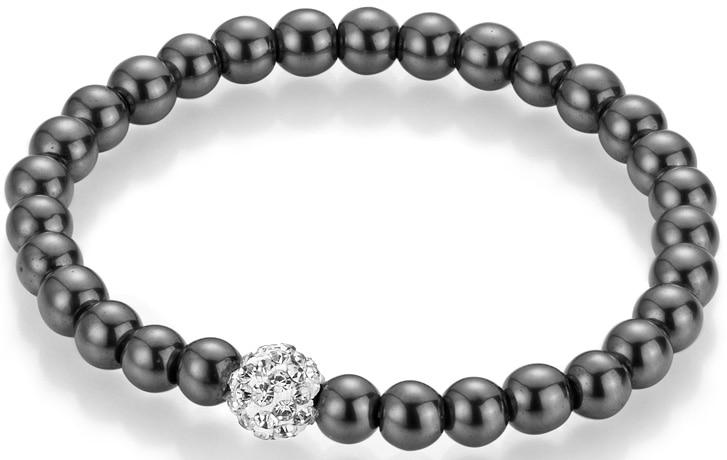 Armband »Perlen aus Hämatit«