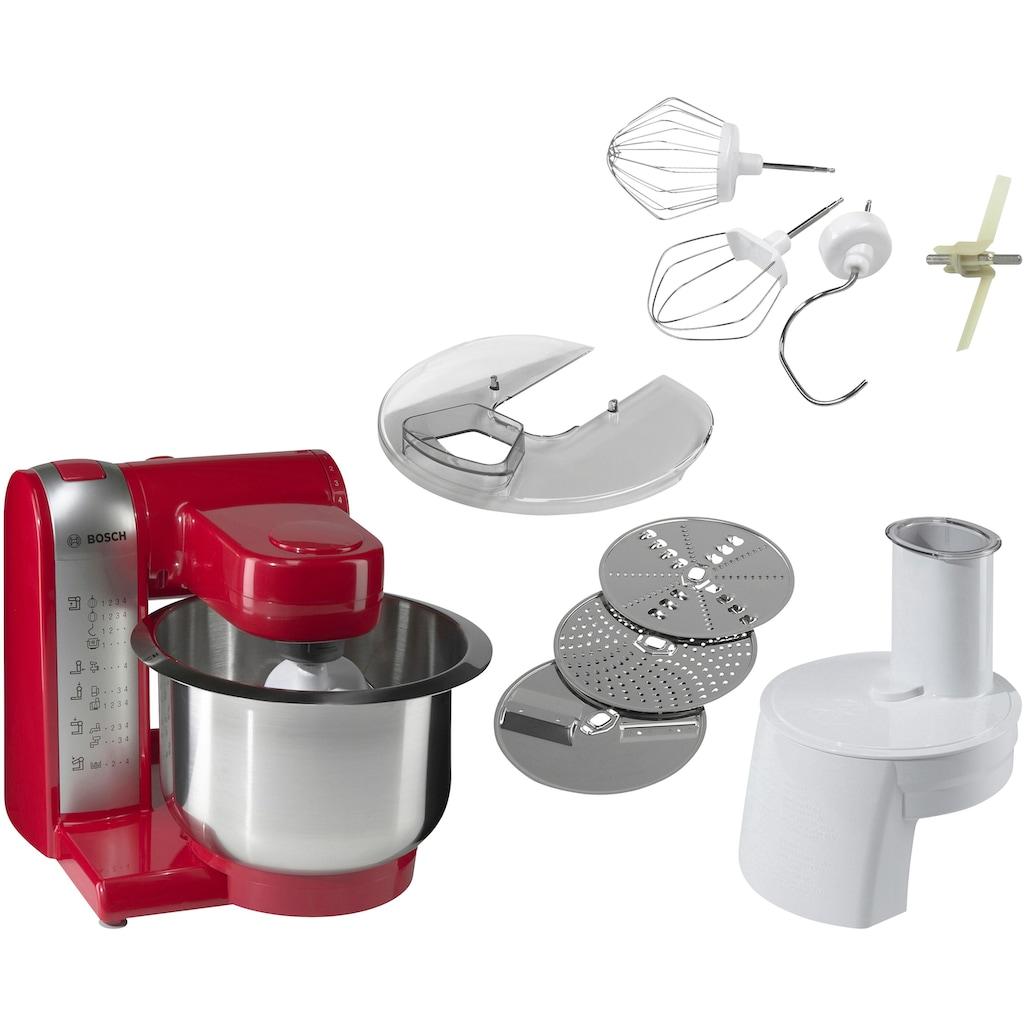 BOSCH Küchenmaschine »MUM48R1«, 600 W, 2,7 l Schüssel