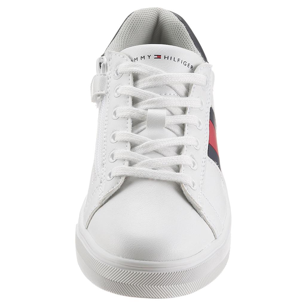 Tommy Hilfiger Sneaker »Kobe«, mit seitlichem Markenlogo