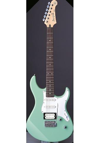 Yamaha E-Gitarre »PA112VSBRL, Sonic Blue« kaufen