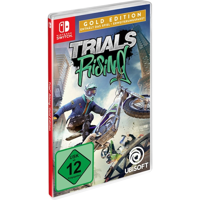 Trials Rising Gold Edition Nintendo Switch