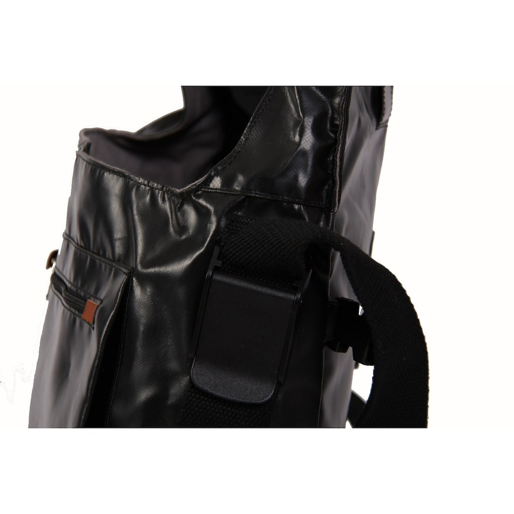 7clouds Umhängetasche »Tego 7.1 L«, mit Beckengurt für's Fahrradfahren