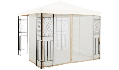 KONIFERA Seitenteile für Pavillon »Sumatra«, 2 Stück mit Moskitonetz kaufen