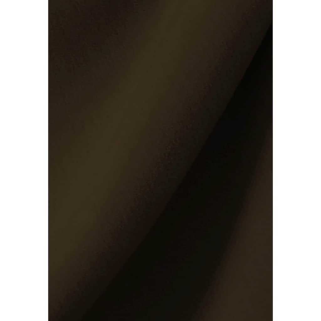 BIEDERLACK Wohndecke »Orion Cotton«, mit Veloursband-Einfassung