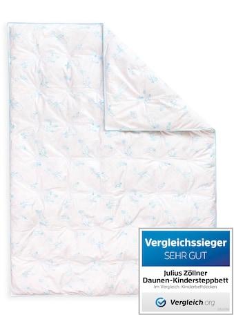 Daunenbettdecke, »Daunen - Ganzjahressteppbett«, Zöllner, Füllung: 90% Entendaune, 10% Entenfedern kaufen