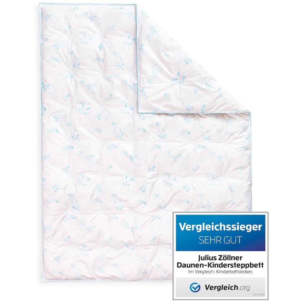 Zöllner Daunenbettdecke »Daunen-Ganzjahressteppbett«, warm, (1 St.)
