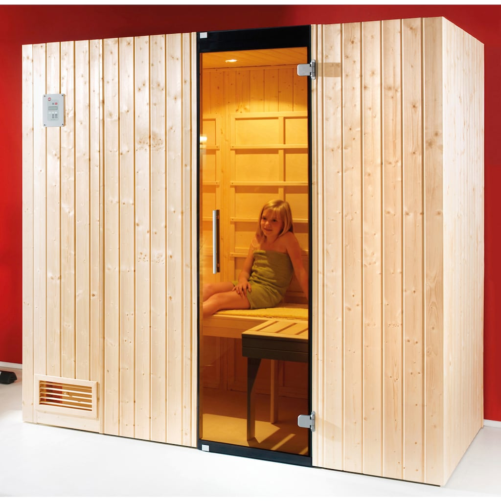 weka Infrarotkabine »Alaro«, inkl. Saunaofen