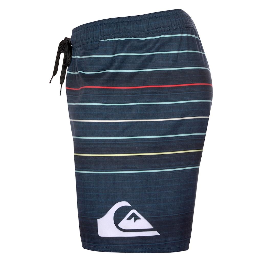 Quiksilver Boardshorts »VOLLEY DEKSEY STRANGE LINE«