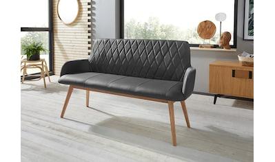 Premium collection by Home affaire Sitzbank »Brest«, Rückenlehne mit Rautensteppung kaufen