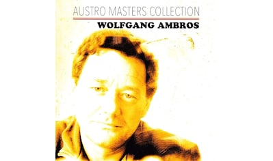 Musik - CD Austro Masters Collection / Ambros,Wolfgang, (1 CD) kaufen