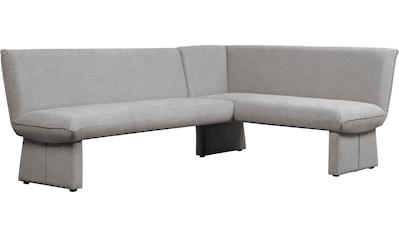 Premium collection by Home affaire Eckbank »London«, mit Wellenunterfederung im Sitz,... kaufen