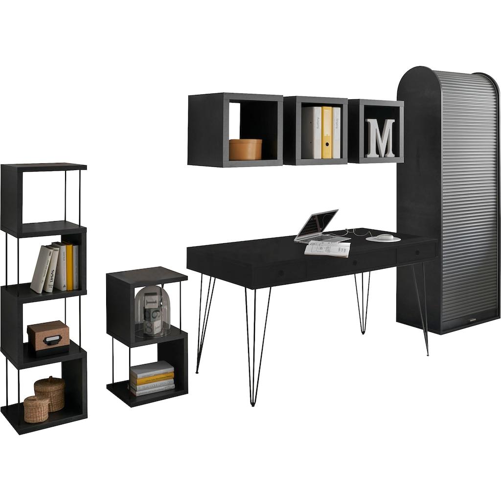 Büro-Set »Big System Office«, (7 St.)