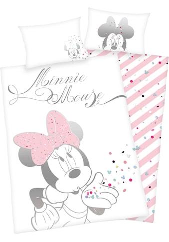 Babybettwäsche »Minnie Mouse«, Walt Disney kaufen
