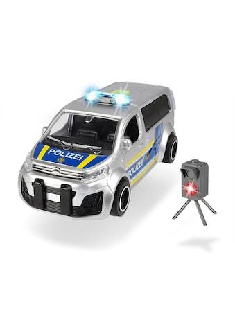 "Dickie Toys Spielzeug - Polizei ""Citroën Space Tourer"" kaufen"