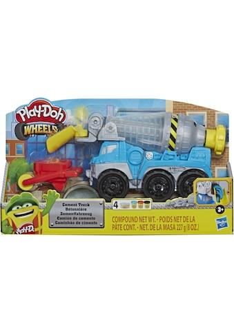 Hasbro Knete »Play-Doh Wheels, Zementlaster« kaufen