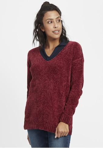 OXMO Strickpullover »Esmira«, Pullover in Grob-Strick Optik kaufen