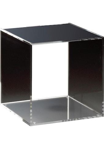 Places of Style Beistelltisch »Würfel«, aus Acrylglas kaufen