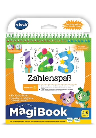 Vtech® Buch »MagiBook Lernstufe 1 - Zahlenspaß« kaufen