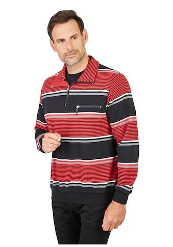 Hajo Stay Fresh Sweatshirt Ottoman-Struktur mit Brusttasche kaufen