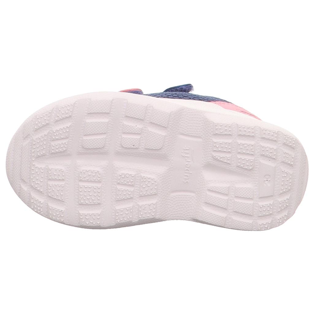 Superfit Sneaker »Rush«, Mit Weiten-Meßsystem: mittel