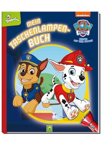 Buch »Paw Patrol - Mein Taschenlampenbuch / DIVERSE« kaufen