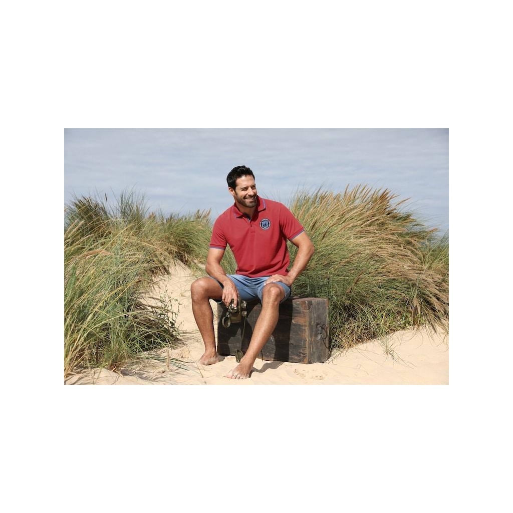 Jan Vanderstorm Bermudas »LEXIAN«, elastischer Baumwoll-Mix