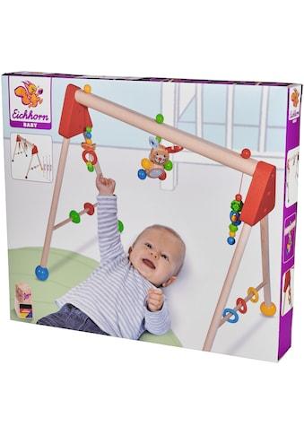 Eichhorn Spielbogen »Baby Gym«, Made in Germany, FSC®-Holz aus gewissenhaft... kaufen