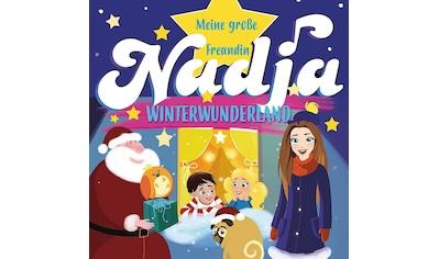 Musik - CD MEINE GROSSE FREUNDIN NADJ / Diverse Kinder, (1 CD) kaufen