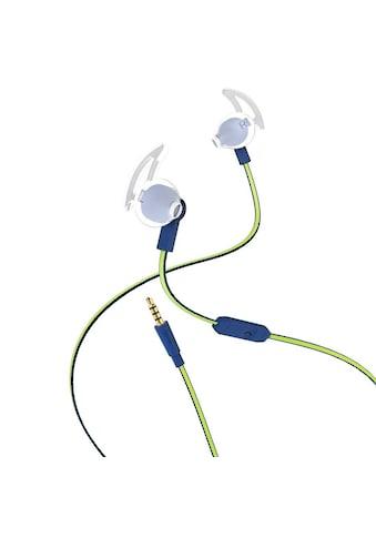 Hama In Ear Kopfhörer Stereo Headset »3,5mm Klinke, 1,5m Kabel« kaufen