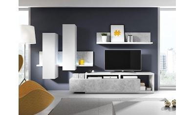 TRENDMANUFAKTUR Wohnwand »Bota«, (Set, 3 St.) kaufen