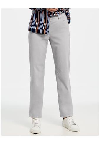 GERRY WEBER Hose Jeans lang »5 - Pocket Jeans Comfort Fit Danny Kurzgröße« kaufen