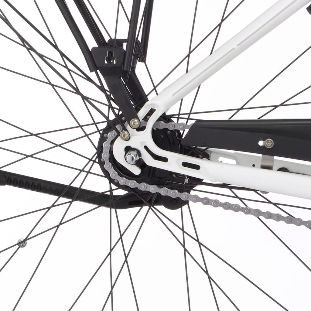 FISCHER Fahrräder E-Bike »CITA 3.1i«, 7 Gang, Shimano, Nexus, Mittelmotor 250 W