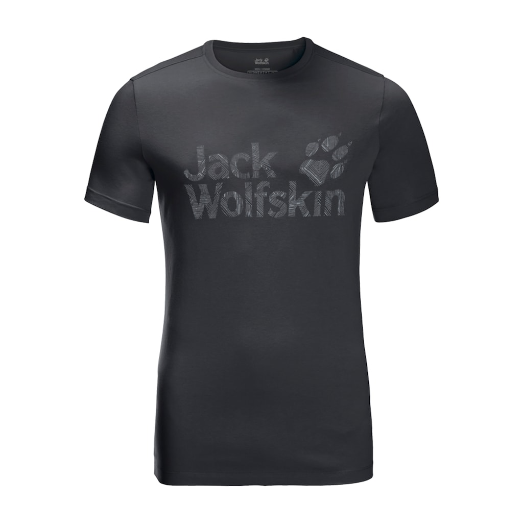Jack Wolfskin T-Shirt »BRAND LOGO T M«